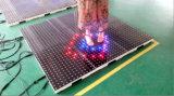 Définition élevée DEL interactive imperméable à l'eau mince Dance Floor