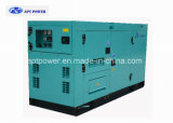 Isuzu привело тип в действие тепловозного генератора 30kVA молчком с переключателем мощности