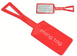 Alta qualità Plastic Promotional Gift 3D Rubber Luggage Tags (LT-A001)
