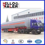 3 der Wellen-45000L Öltanker-halb Schlussteil Kraftstoff-Tanker-des Schlussteil-52000L