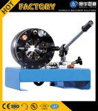 Jks200 hasta 32m m máquina que prensa del manguito hidráulico de la operación manual de 11/4 pulgada