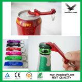 Vente en gros en aluminium personnalisée d'ouvreur de bouteille de logo