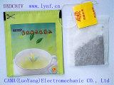 105 bolsos/Min. Single Chamber Tea Bag Packing Machine con Foil Outer Bag