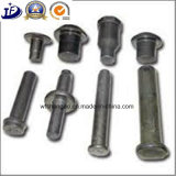 ステンレス鋼で引くこととして鋼鉄鍛造材の部品