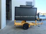 Zonne LEIDENE Vms, de Nieuwe Zonne LEIDENE van de Producten van de Technologie Aanhangwagen Vms van de Vertoning