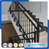 Escaleras de hierro forjado estilo americano nuevo diseño