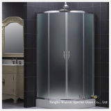 Alta qualidade Tempered Glass para Bathroom/Shower Enclosure