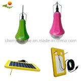 vente solaire légère solaire de nécessaire d'éclairage de Hourse DEL de nécessaire du système 18V solaire