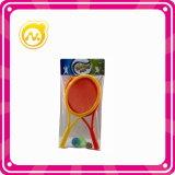 الاطفال الترويجية تلعب مجموعة من البلاستيك Teenis مضرب اللعب
