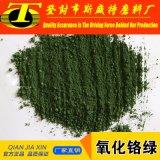 Verde do óxido de cromo para materiais refratários Unshaped