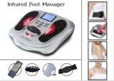 Nouveau Electronic Infrared Impulse Foot Body rouleau-masseur de 2015 pour Pain Relief