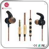 Il più nuovo in trasduttori auricolari del metallo dell'orecchio 3.5mm con collegare