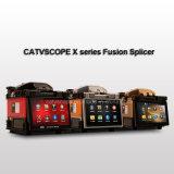 Het Lasapparaat van de Fusie van de Optische Vezel FTTX csp-X4