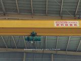 鉄骨構造電気起重機が付いている研修会によって使用される橋クレーン単一のガードの天井クレーン