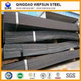 Chapa de aço de aço suave de placa do carbono laminado a alta temperatura/