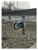 Alarme de gaz industrielle de détecteur de gaz de moniteur fixe du gaz Ash3