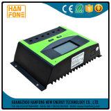 регулятор автоматического переключателя 12V/24V с LCD (ST150)
