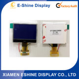 голубой модуль индикации монитора OLED LCD графика 128X64 для сбывания