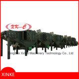 Machine de grenaillage de plaque d'acier inoxydable