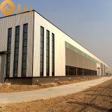 Magazzino logistico prefabbricato della struttura d'acciaio (SSW-391)