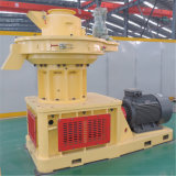 1.2t Ring Die Vertical Dobule Sizes Grass Wood Sawdust Alfalfa Bamboo Pellet Mill