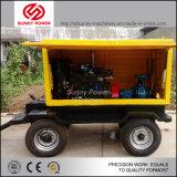 China maakte de Diesel Pomp van het Water voor het Gebruik van de Landbouw en van de Mijnbouw