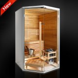 De mini OpenluchtZaal van de Cabine van de Stoom van de Sauna (SR1K002)