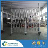 Glissière de sécurité en aluminium extensible se pliante de barrière d'OEM