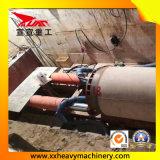 pipe de système d'égouts de 1200mm mettant sur cric la machine