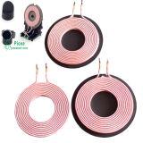 Bobine sans fil d'émetteur de chargeur de Qi de bobine d'émetteur de bobine de Qi (bobine faite sur commande d'air)