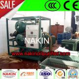 O dobro da economia de potência encena a máquina do purificador de petróleo do transformador do vácuo