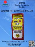 低価格のプールの化学薬品の炭酸ナトリウムのソーダ灰ライトおよび密