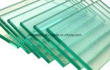 vidro 6.38mm-12.38 laminado para as escadas de vidro em liso ou curvadas