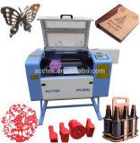 Автомат для резки Engraver лазера настольный компьютер CNC СО2 цены Akj6040 миниый портативный