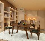 Роскошный трактир мебели твердой древесины (FOH-BCA63)