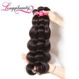 Волосы объемной волны Remy верхней девственницы способа 100% сырцовой бразильские