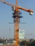 De Kraan van de toren met Maximum Lading 5 Ton
