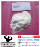 Zubehör-Arten des Qualitäts-Steroid rohen Puders Anavar