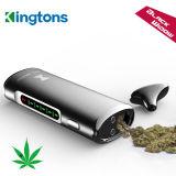 Migliore vaporizzatore asciutto portatile di vendita della vedova nera del vaporizzatore dell'erba 2016 dalla fabbrica di Kingtons
