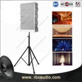 X-1826 bidirektionale bewegliche im Freienzeile Reihen-Lautsprecher-Tonanlage