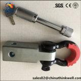 Schlussteil-Fessel-Montierungs-Anhängevorrichtungs-Empfänger-D-Klipp mit VerschlussPin