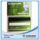 Cartão de sociedade plástico do cartão do PVC do cartão do VIP do cartão do estilo 2015 novo
