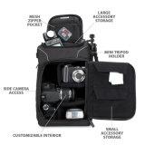 Saco de viagem de caminhada durável de venda quente da câmera do OEM