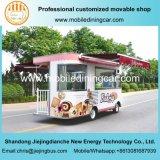 Трейлер еды доставки с обслуживанием хлебопекарни хорошего качества передвижной
