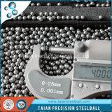 Bola de acero inoxidable para los echadores/las piezas de automóvil del rodamiento