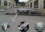 Braguero de aluminio para las tiendas de la boda compatibles con el braguero global