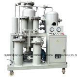 Máquina de la purificación del aceite lubricante de la alta calidad