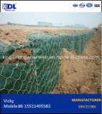 Плетение провода PVC Coated шестиугольное