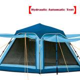 In het groot Goedkope Tent, het Kamperen van 4 Persoon Tent