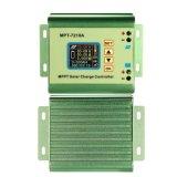 Contrôleur solaire Mpt-7210A 10A-MPPT 24V/36V/48V/60V/72V de Li-Batterie automatique de MPPT/DC-DC